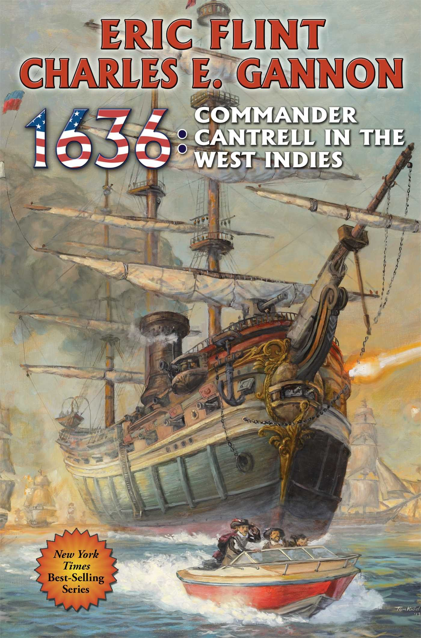 1636: Commander Cantrell in the West IndiesFan Feed