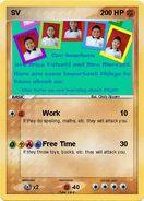 SV Pokemon