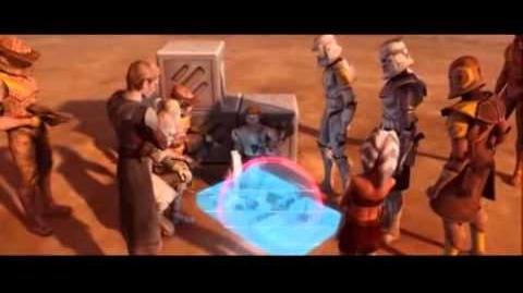 Star Wars The Clone Wars - Second Battle of Geonosis