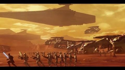 Battle of Geonosis - Attack of the Clones 1080p HD