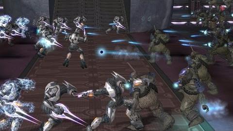 Halo 2 - AI Battle - Random Battles
