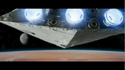 Adywans - Star wars Revisited - The Opening Scene.