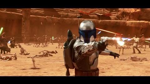 Geonosis Arena (Jedi Battle) - Attack of the Clones 1080p HD