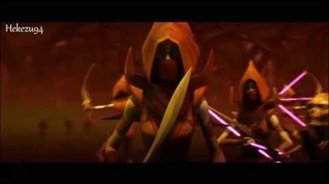 Star Wars The Clone Wars Battle of Dathomir AMV