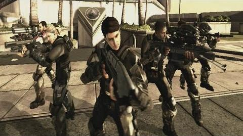 Halo 3 ODST - AI Battle - ODST Squad in Firefight