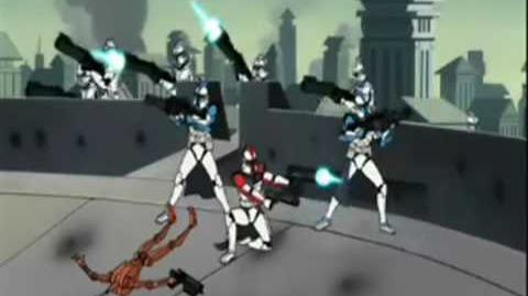 ARC Troopers First Mission (Battle of Muunilinst)