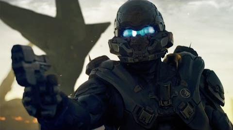 Halo 5 Guardians - Spartan Locke Trailer (Live Action)