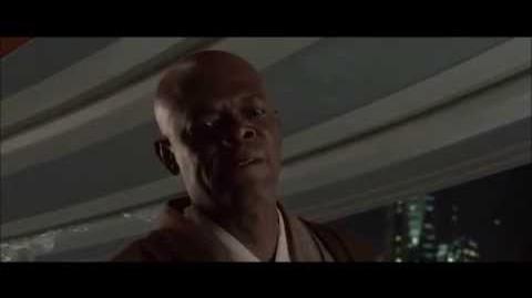 (Star Wars Fight Scene) Mace Windu vs Palpatine (Darth Sidious) The Birth of Darth Vader
