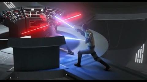 The Inquisitor vs. Kanan & Ezra (Final Round)