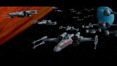 Death Star Assault - A New Hope 1080p HD