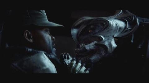 Halo 2 Anniversary Cutscene - Arbiter vs Sgt. Johnson & Miranda Fight Scene HD (Blur Studios)