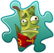 Cracker Costume Puzzle Piece