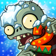 Plants Vs. Zombies™ 2 It's About Time Square Icon (Versions 4.3.1)