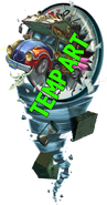 Time Twister World Map Icon