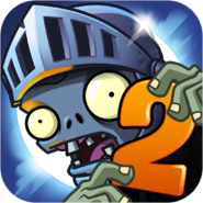 Plants Vs. Zombies™ 2 It's About Time Icon (Versions 2.4)