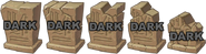 Beta Dark Ages Tombstone with its degrades