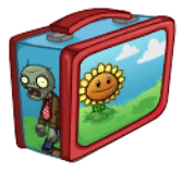Unused Zombie Lunchbox