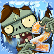 Plants Vs. Zombies™ 2 It's About Time Square Icon (Versions 3.2.2)