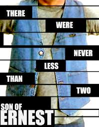Son of Ernest Promo Poster