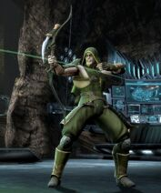 Allen Arrow