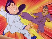 Absolute Invincible Raijin-Oh - Episode 05 - Finish it! Invincible Dragon Tail 001 7444