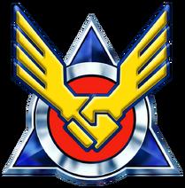 Ganbaruger Emblem Logo