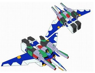Super Saurer Jet