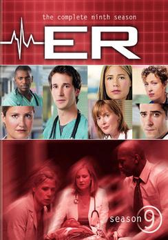 Image result for er season 9 poster