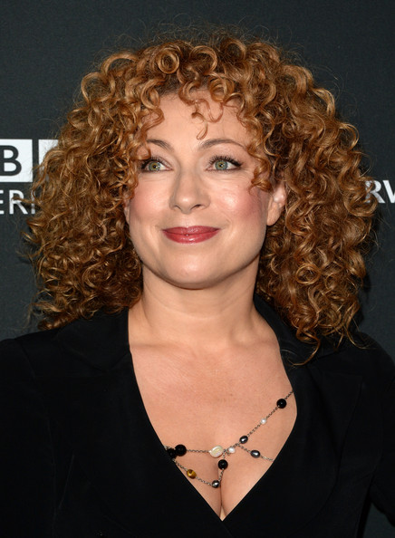 Alex Kingston a discovery of witches