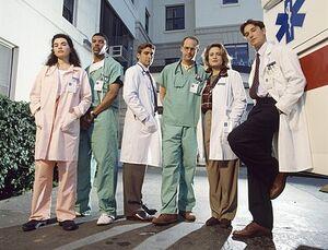 ER Cast Season 1
