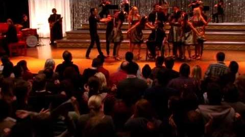 GLEE- Don't Stop Believin' (Regionals Version) (Full Performance) (Official Music Video) HD-0