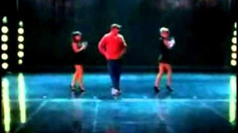 Glee - Single Ladies Burt Hummel