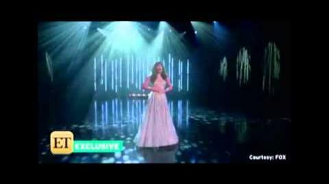 "GLEE Preview - Performance - ""Let It Go"" - Rachel Berry"
