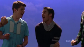 3x08 Rory & Blaine We Are Young