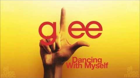 Dancing With Myself Glee HD FULL STUDIO