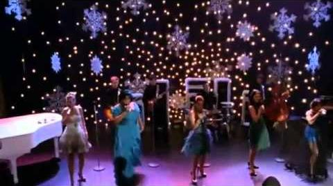 Glee - Locked Out of Heaven
