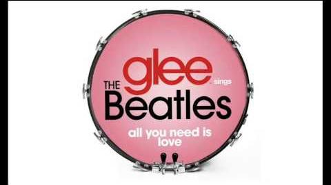 All You Need Is Love - Glee Cast HD FULL STUDIO