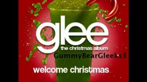 Welcome Christmas - Glee (Audio)