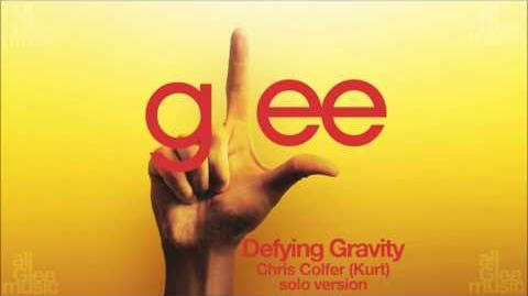 Glee Cast - Defying Gravity (Kurt)