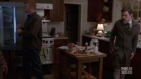 Hummel hudson house kitchen