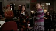 Brittany, Tina, Lauren y Santana en Original Song
