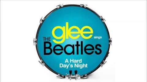 A Hard Day's Night - Glee HD Full Studio
