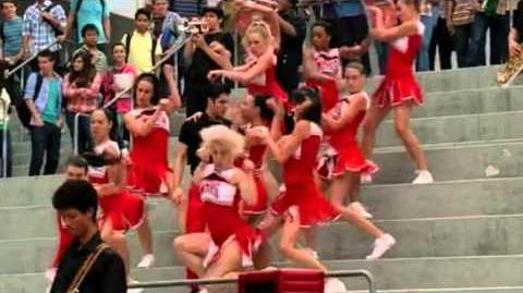 GLEE - It's Not Unusual (Full Performance) (Official Music Video) HD-0