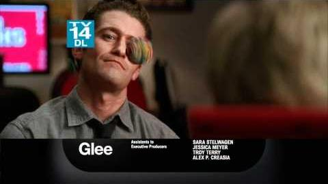 "Glee 3x16 - ""Saturday Night Glee-ver"" Promo (HD)"