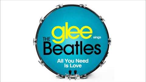 All You Need is Love - Glee Cast HD FULL STUDIO-0
