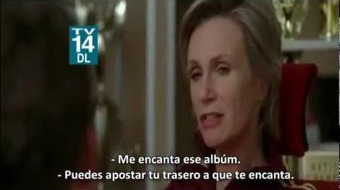 Glee Promo 3x16 - Saturday Night Glee-ver Subtitulos en Español
