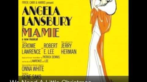 Angela Lansbury - We Need A Little Christmas