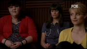 Lauren, Rachel y Quinn en Original Song