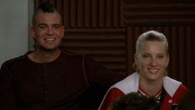 Brittany y Puck en Big Brother