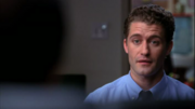 Will en la oficina de Figgins en Pilot
